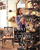 Decorating for the Holidays by Valerie Parr Hill (2000-10-03)