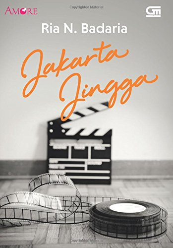 Jakarta Jingga (Indonesian Edition)