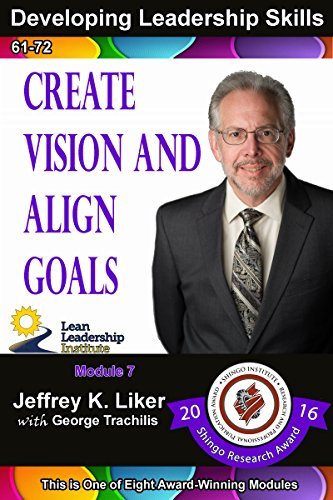 Developing Leadership Skills Module 7 Complete: Create Vision and Align Goals