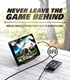 NFL Green Bay Packers Wireless Powerbank with 2 USB