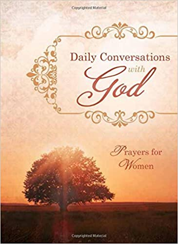 Book Daily Conversations with God: Prayers for Women by Compiled by Barbour Staff (2014-12-01)