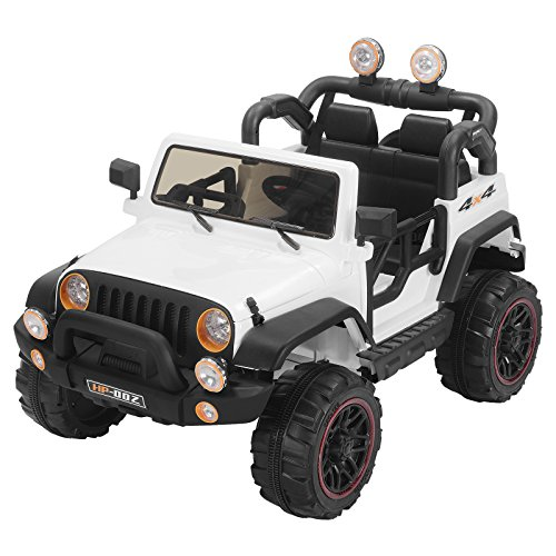 Murtisol Kids Power Wheels 12V Electric Ride on Cars with Remote Control 2 Speed (Electric Wheels)