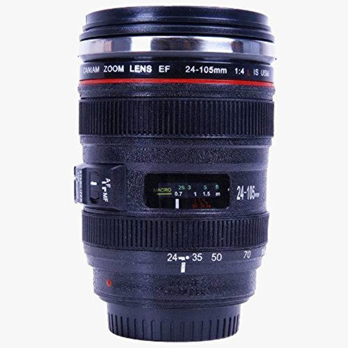 24-105mm Leakage-proof Canaim Camera Zoom Lens Cup Travel Co
