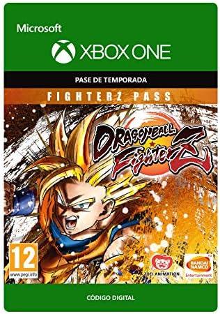 DRAGON BALL FighterZ - FighterZ Pass | Xbox One - Código de ...