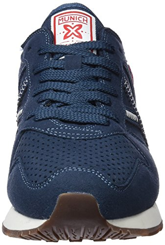 Azul 245 Munich Adulto infer Unisex Massana Zapatillas F4ox77 wU75q7