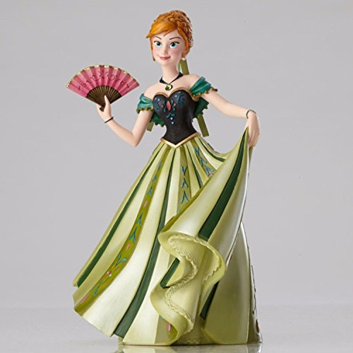 Disney Showcase Frozen Anna Couture de Force Figurine ()