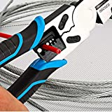 WAYAYA 9 Inch Multitool Pliers Hybrid Multi Purpose