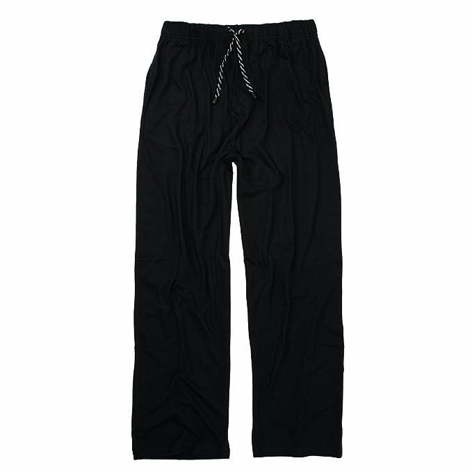 Adamo Fashion XXL Pantalones de pijama azules oscuros, 2xl-10xl:2xl