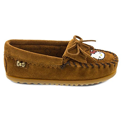 MINNETONKA - Children S Minnetonka For Hello Kitty® Kilty - Marron