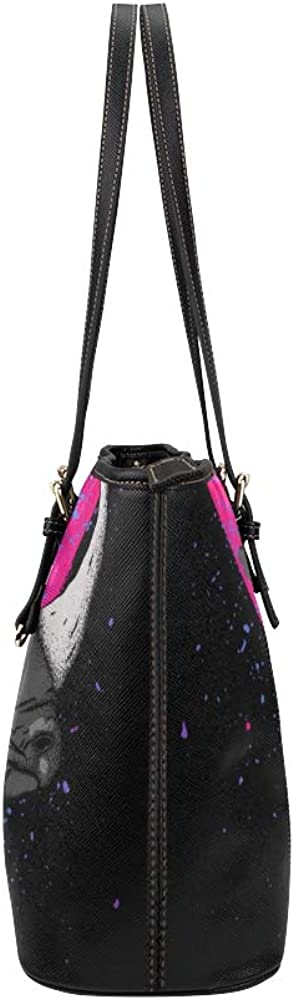 Shoulder Bag Tall And Powerful Rhinoceros Leather Hand Totes Bag Causal Handbags Zipped Shoulder Organizer For Lady Girls Womens Large Handbags