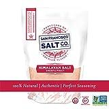 Sherpa Pink Gourmet Himalayan Salt - 1 lb. Bag