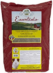 Oxbow Animal Health Cavy Cuisine Essentials Adult Guinea Pig Food, 25-Pound