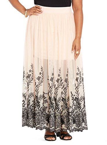 Mesh-Embroidered-Maxi-Skirt