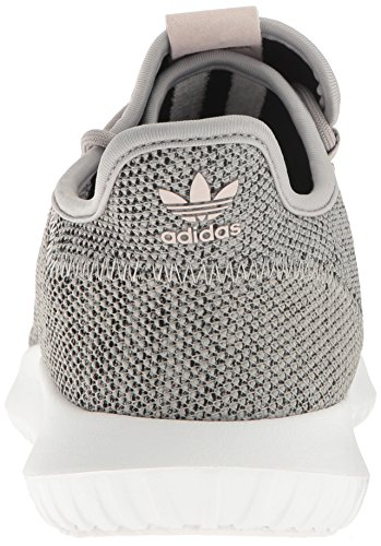 Heather W Grey Ac8028 sharp Medium Grey Shadow Tubular white 5awxqBzXB