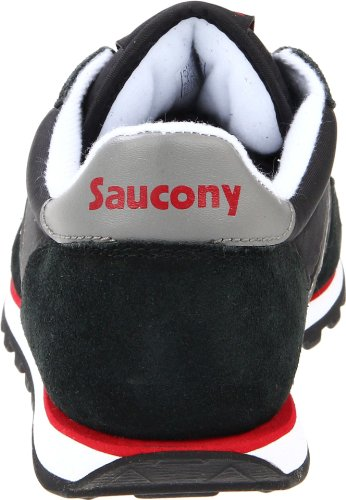 Saucony Low Grey Azulón Zapatillas Jazz Red Originals Black wxHw6O