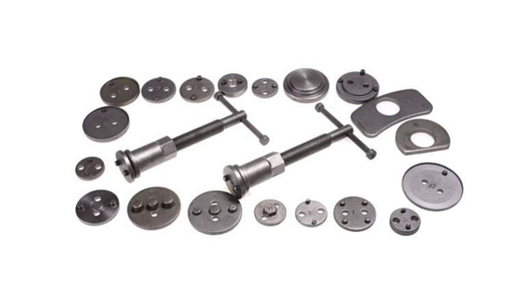 21 Piece Tool Kit Car/Truck Disc Brake Caliper Rewind Wind Back Auto Tool Set Kit for Piston Pad Disc Brake Car Truck Mechanics by Voluker (Image #7)
