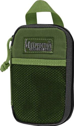 - Maxpedition Micro Pocket Organizer (OD Green)