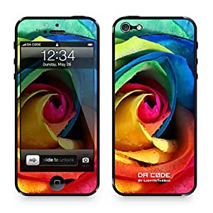"""GHK - Da Code Skin for iPhone 4/4S: """"Colorful Roses"""" (Plants Series)"""