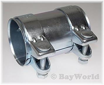FASCETTA SCARICO Universale Connettore Ø 76 mm X 125 mm
