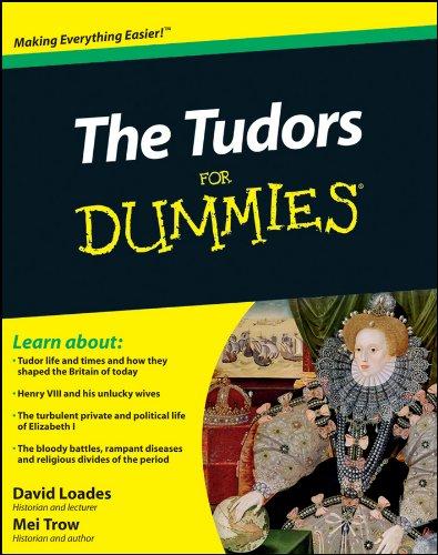 B.e.s.t The Tudors For Dummies DOC