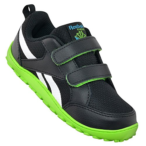 Reebok - Ventureflex Blackgreenbluewhi - M42065 - Color: Negro-Verde - Size: 22.0