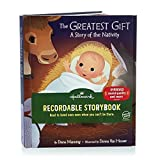 Hallmark ''The Greatest Gift: A Story of the Nativity'' Recordable Storybook