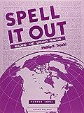 globe spell it out purple level txt consum 1991c
