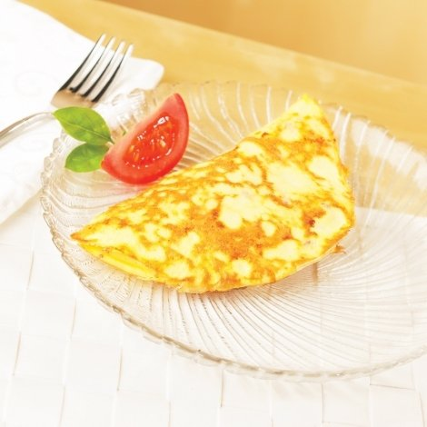 NutriWise - Bacon & Cheese Diet Omelet (7/Box)