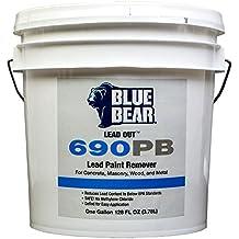 BLUE BEAR 690PB Lead Out Paint Remover Gallon