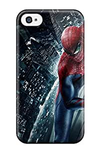 High-quality Durable Protection Case For Iphone 4/4s(the Amazing Spider-man 76)