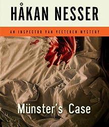 Munster's Case (Inspector Van Veeteren Mysteries (Audio)) Nesser, Hakan ( Author ) Aug-07-2012 Compact Disc