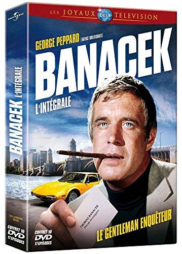 Banacek (Seasons 1 & 2) - 9-DVD Box Set ( Banacek - Seasons One and Two (17 Episodes) ) [ NON-USA FORMAT, PAL, Reg.0 Import - France ] by Universal
