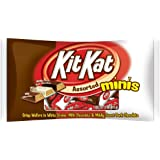 KIT KAT Minis (Assorted, 11-Ounce Bags, Pack of 4)