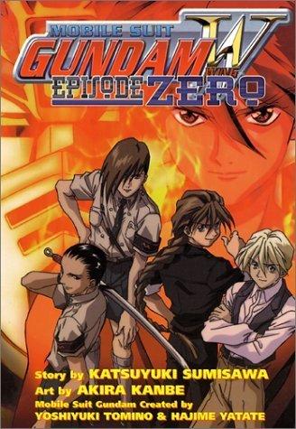 Gundam Wing: Episode Zero (Gundam (Viz) (Graphic Novels)) by Katsuyuki Suisawa (2002-03-01) (Gundam Wing 3)