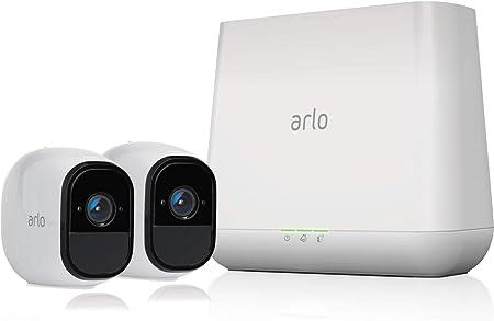 Arlo Pro Überwachungskamera Alarmanlage Hd 2er Set Computer Zubehör