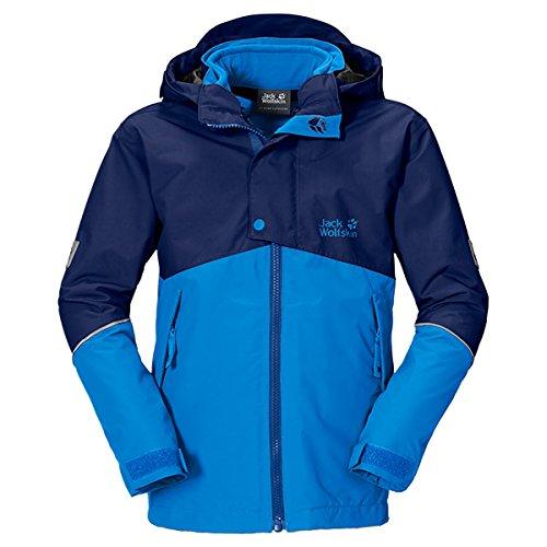 new products 91f8c 1c535 Jack Wolfskin Jungen 3in1-Jacke Boys Snow Wizard Jacket ...