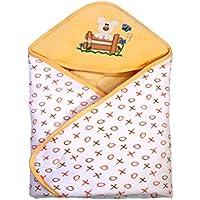 Brim Hugs & Cuddles Baby Wrapper Printed Premium(Pack of 1)