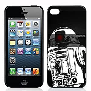 SUUER Star Wars RD background Designer Personalized Custom Plastic Hard CASE for iPhone 5 5s Durable Case Cover