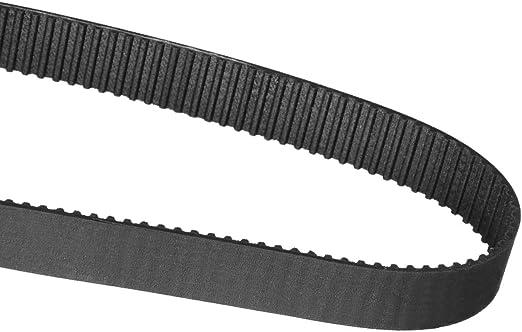 B103 MXL Rubber Pulley Timing Belt 10mm Width Close Loop Synchronous Belt 10mm width, 82MXL B103