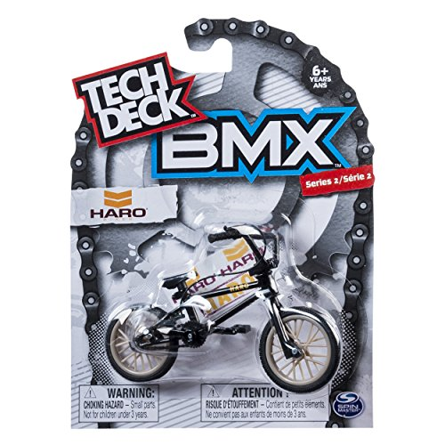 Price comparison product image Tech Deck - BMX Finger Bike - Haro - Black