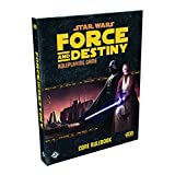 Fantasy Flight Games Star Wars Force and Destiny: Core Rulebook Board Game