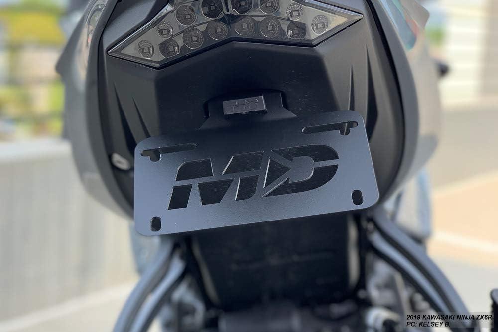 Amazon.com: Fender Eliminator Kit for Kawasaki Ninja ZX-6R ...