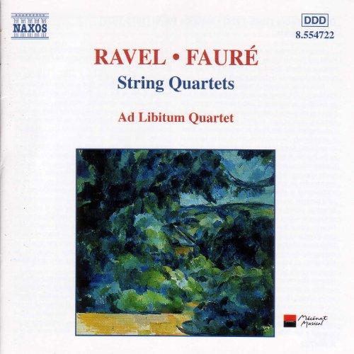 Faure / Ravel: String Quartets by Ad Libitum Quartet on Amazon Music - Amazon.com