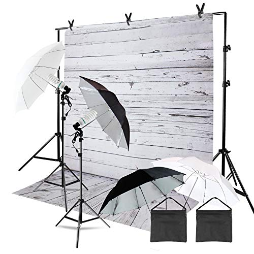Julius Studio Photography Studio Video Portrait Umbrella Continuous...