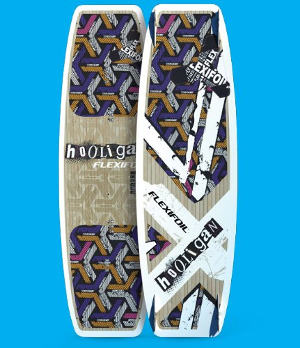 2014 Hooligan 138 board - inc. Fins (Order from website if not in stock - Kite Force Academy)