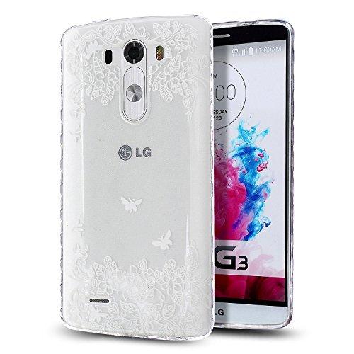 lg g3 protective case white - 6
