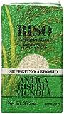 Vignola Arborio Rice Antica Riseria, 2.2 Pound (Pack of 12)