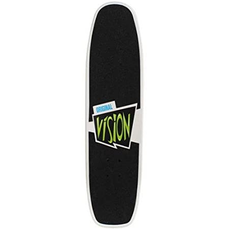 Vision Skateboard Hybrid Complete 31 X 8.25 Inch 7 Ply NE Maple Deck Double  Kicktail Skate Board (OG Collage)  Amazon.ca  Sports   Outdoors 28aa3a82898
