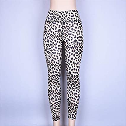 6999b15080e32 Amazon.com: Blue Stones Women's Leggings Leopard Print Legging Women High  Waist Workout Leggins Female Push Up Patchwork Ladies Pants: Kitchen &  Dining