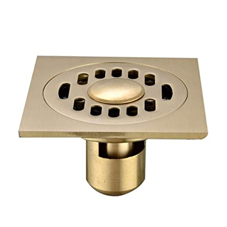 GHPN Desagüe en el Piso Desodorante Cuarto de baño Inodoro ...